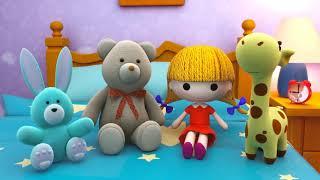 Доктор и Кукла 👩⚕️Miss Polly Doctor Song🚑ЛуЛу Кидс на русском!