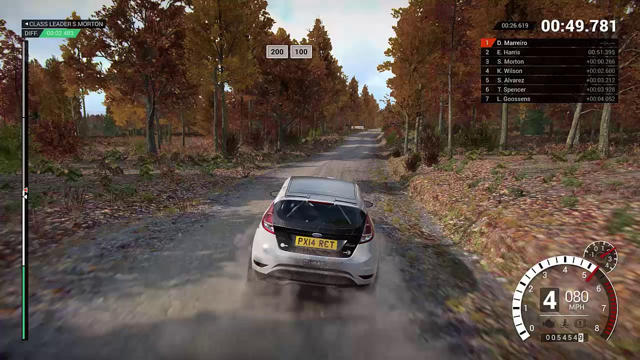 dirt 4 pc gameplay ford new fiesta gtx 980ti ultra settings youtube. Black Bedroom Furniture Sets. Home Design Ideas