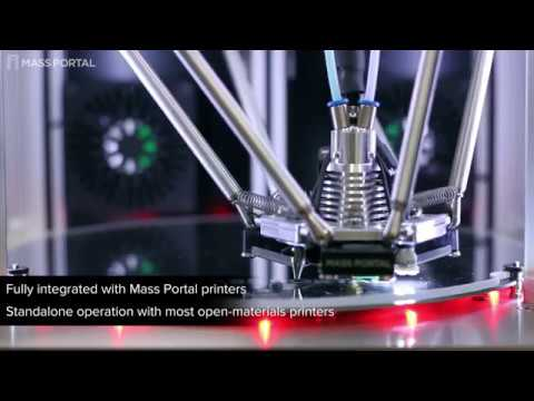 Mass Portal Filament Dryer