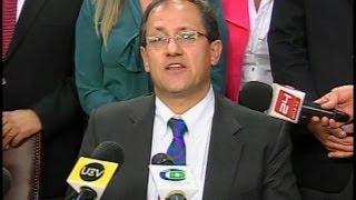 """Beyer: """"Esta acusación muestra la peor cara de la política, es politiquería"""""""
