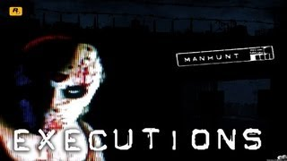 Manhunt All Executions (HD 1080p)