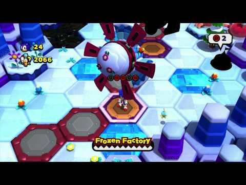 Let's Play en Español: Sonic Lost World Episodio 4 - Tuberías y billares