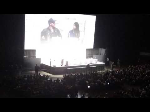 Wonder Woman panel at Wondercon 2017