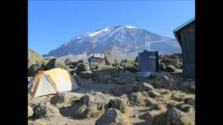 Summit Night Kilimanjaro Lemosho Route - 19th-25th September 2015 ACTION CHALLENGE