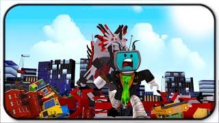 Zerstören Sie alle Monster - Roblox Godzilla Simulator