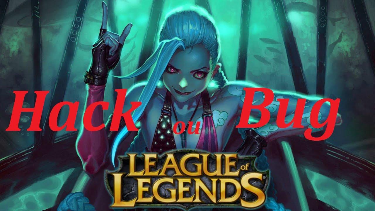 League of Legends - Exploit da espada do rei destruido