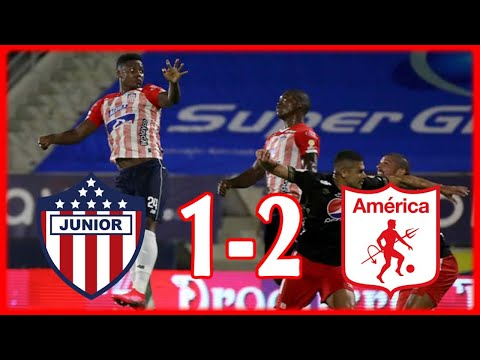 América vs Cali 1-1 | Liga Betplay Dimayor Fecha 7 from YouTube · Duration:  2 hours 6 minutes 54 seconds