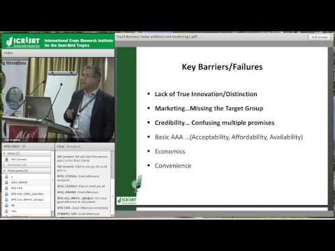 NIABI Best Practices Seminar Series on Agribusiness Marketing - Part 1