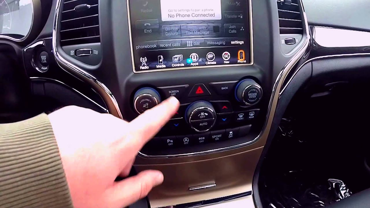 Ford Explorer Limited >> 2016 Jeep Grand Cherokee Limited 75th Anniversary Edition 4x4 - YouTube
