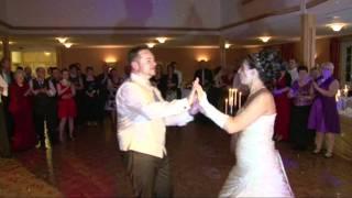 Последний танец жениха и невесты. Поет Ольга Каспер