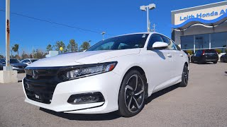 2020 Honda Accord Sport Review | BETTER than the Toyota Camry?