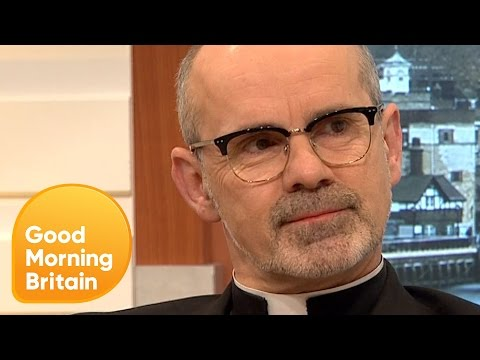 Gay Vicar 'Pushed Out' of Church Over Sexuality   Good Morning Britain