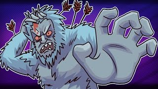 TRAPPED BY YETI  - FAR CRY 4 Valley of the Yetis Co-op Moments