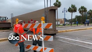 Conditions deteriorating quickly as storm bears down on Gulf