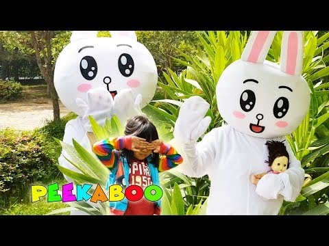Peek A Boo Song For Kids #2 Learn Nursery Rhymes For Kids