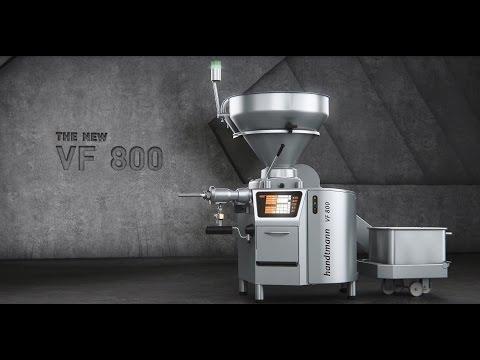 Handtmann Maschinenfabrik - VF800 Product Clip EN