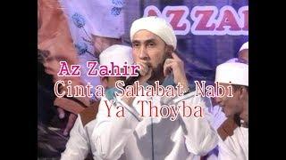 Syair Cinta Sahabat Nabi - Ya Thoybah Az Zahir | Live Kertosari | Lantunan Sholawat