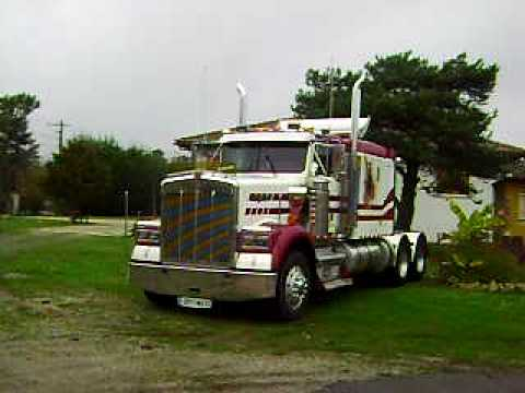 moteur v8 detroit diesel 2 temps youtube. Black Bedroom Furniture Sets. Home Design Ideas