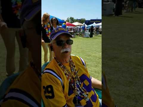 YaYa And LSU San Diego  Alumni