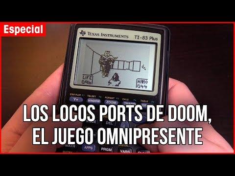 Los LOCOS ports de DOOM, el juego OMNIPRESENTE