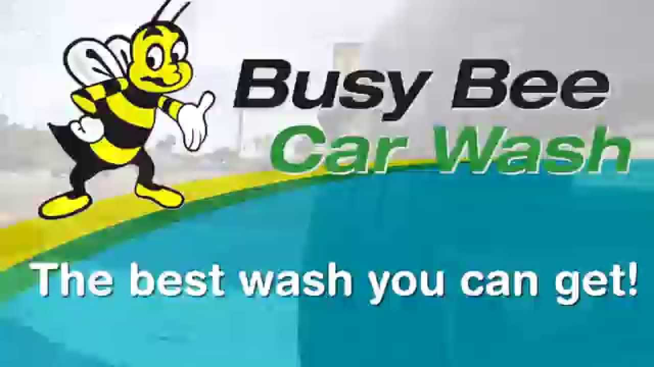 Busy Bee Car Wash The Best In Town