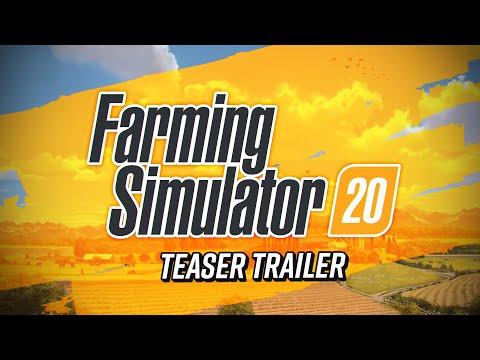 Farming Simulator 20 - Teaser Trailer