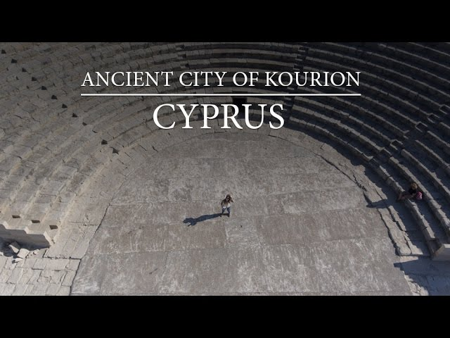 Cyprus VLOG 04 / The ancient city of Kourion