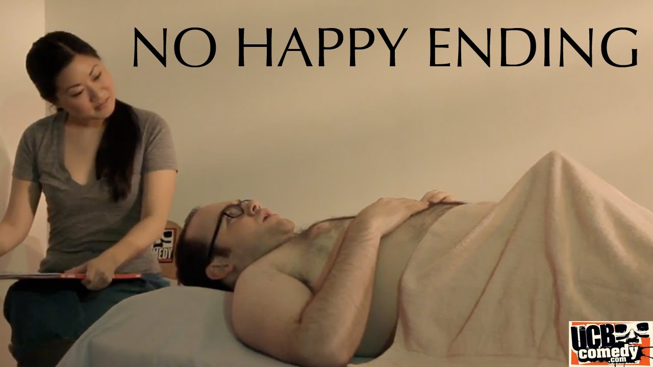 happy ending massage video