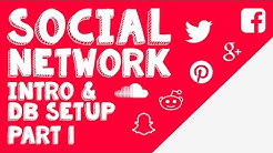 New Social Network - Part 1 - Getting Started