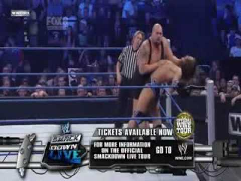 WWE SmackDown 5/21/10 PART 8/8