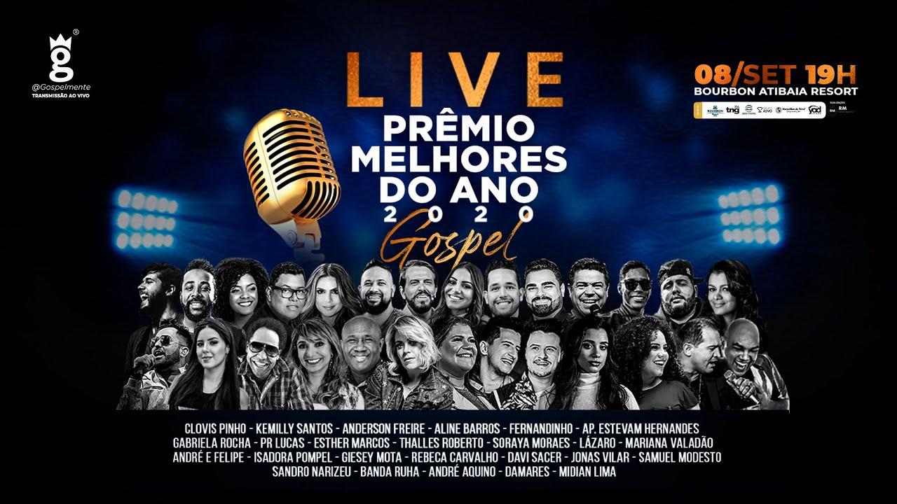 Prêmio Melhores do Ano Gospel 2020 | LIVE