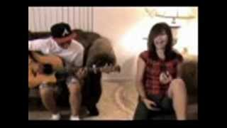 Jessica Sanchez ft. Anthony Balmeo - Talking to the Moon (Acoustic) MP3 Version (Bruno Mars COVER)