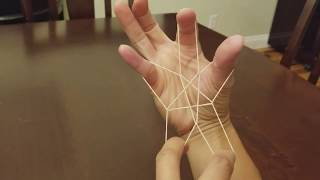 How to Make a Double Star Rubber Band Trick