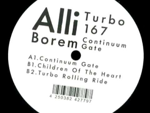 Alli Borem - Children Of The Heart [TURBO167]