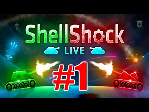 The FGN Crew Plays: ShellShock Live #1 - Longest Match NA (PC)