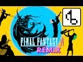 Final Fantasy IV New Orleans Remix (Main Theme, Jazz Horn Band-style) - brentalfloss