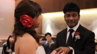 The Chindian Diaries: the story of Ganesan & Marissa