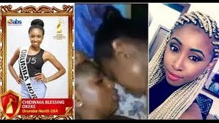 MISS ANAMBRA STATE 2015 'X' RATED VIDEO LEAKAGE(PART 3)- MY OPINION