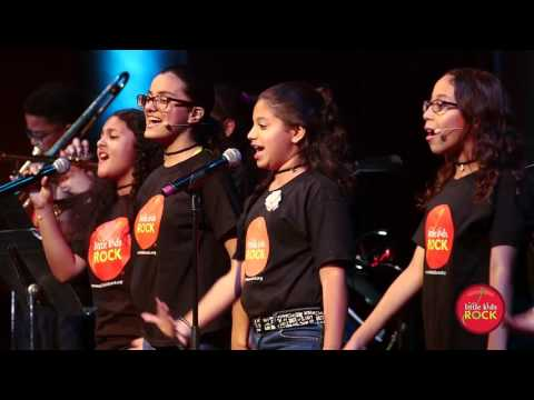 "The Equity Project Charter School performs ""My Girl"" for Smokey Robinson at the 2016 Benefit"