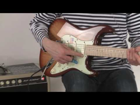 Fender American Deluxe Stratocaster  (Ash Body)