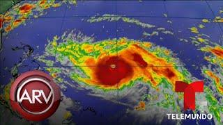 Florida se prepara para la llegada del huracán Dorian | Al Rojo Vivo | Telemundo