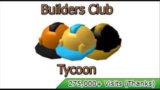 ROBLOX WHICH IS BUILDERS CLUB (BC)? EXPLANATION AND IN WHICH IT BENEFITS US