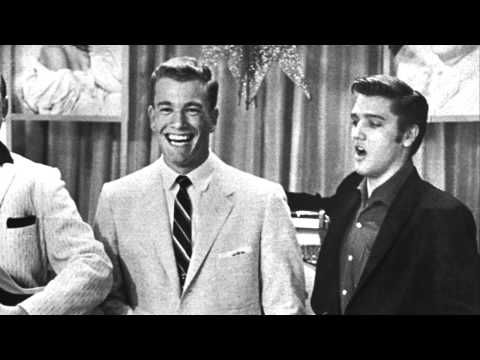 FIRST recorded Elvis Presley interview 1956 with bonus 1959 interview from Germany!