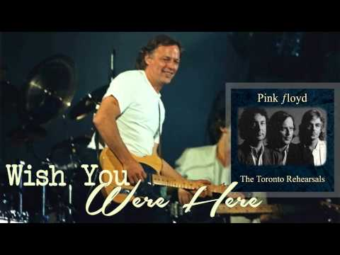 Pink Floyd - Wish You Were Here (1987) Rehearsal - SBD