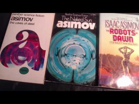 SFS Recommends Books Isaac Asimov Robots Series
