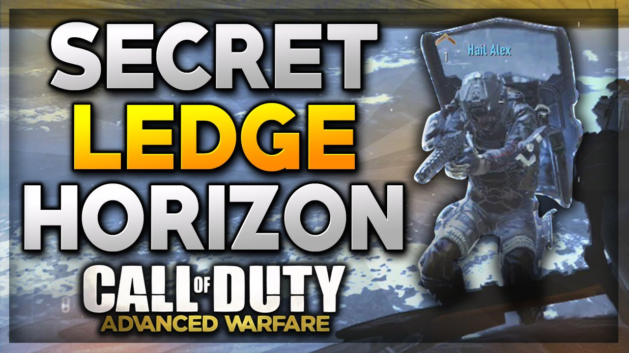 Call Of Duty Advanced Warfare Glitches  Under Map
