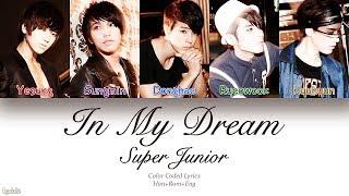 Super Junior - In My Dream