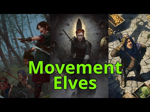 [Gwent] Movement Elves are Pretty Good