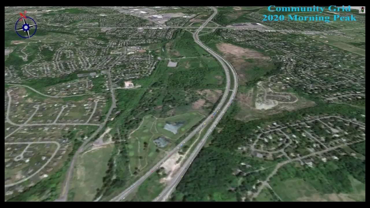 I-81 alternatives: Community grid option updates syracuse bypass on I-81