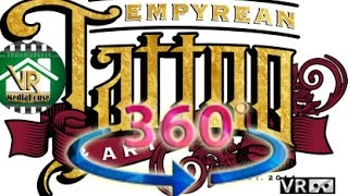 Empyrean Tattoo & Art Emporium:  A VR 360º Virtual Walkthrough